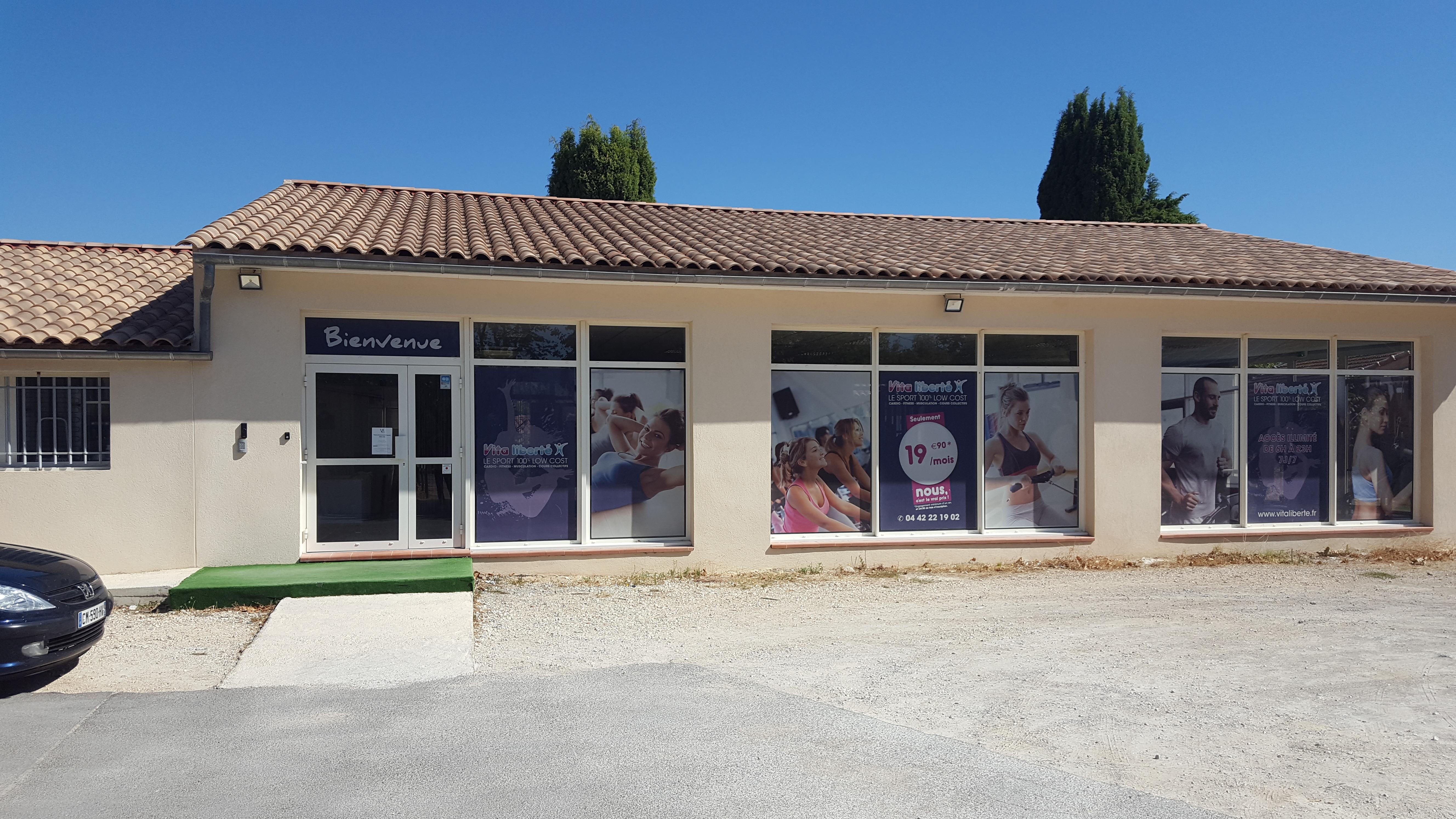 Salle De Sport Aix En Provence Pas Cher Vita Liberte